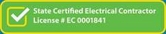 electrical license