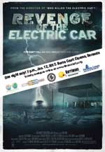 Movie cover: Revenge of the Electric Car